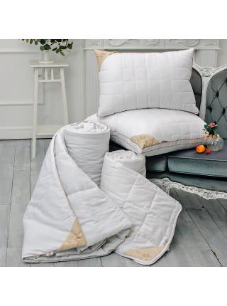 Подушка с бортиком - «Кашемир»