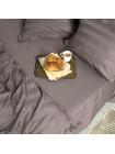 Постельное белье - Аметист, Полоса 5*5 см. Египетский хлопок (мако сатин)