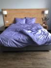 Комплект постельного белья Sимвол Home / Защипы /  Лавандовый