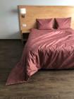 Комплект постельного белья Sимвол Home / Защипы /  Сливовый