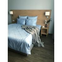 Комплект постельного белья Sимвол Home / Защипы /  аквамарин