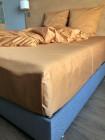Комплект постельного белья Sимвол Home / Защипы /  Мокко