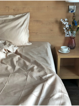 Комплект постельного белья Sимвол Home / Защипы /  Жемчужный